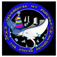 birthday party logo austin