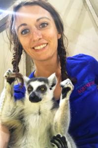 Austin Aquarium Ring Tail Lemur Encounter Experience Top Fun Things to do in Austin Texas
