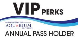 Austin Aquarium VIP Perks Coupons