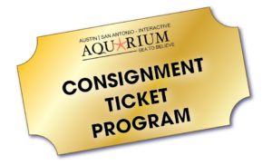Austin Aquarium Consignment Group Tickets Savings Deal Employee Tickets